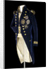 Royal Naval uniform: pattern 1795-1812 by unknown