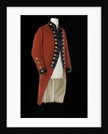 Royal Marines uniform: pattern 1782 by unknown