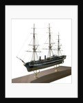 HMS 'Warrior' (1860) by unknown