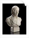 Parian ware bust of Vice-Admiral Horatio Nelson (1758-1805) by Robinson & Leadbeater Ltd.