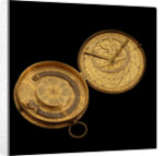 Astronomical compendium, leaves Ia and IIIb by Christoph Schissler