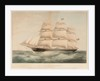 Clipper ship 'Ethereal' (1856) by Thomas Goldsworth Dutton