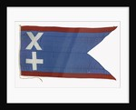 House flag, Leith Hull & Hamburg Steam Packet Co. Ltd by unknown