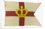 House flag, Royal Mail Lines Ltd by unknown