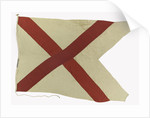 House flag, British India Steam Navigation Company by unknown