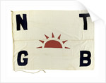 House flag, North Thames Gas Board by unknown