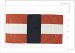 House flag, Canada Steamship Lines Ltd by unknown