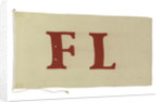 House flag, F. Laeisz & Co. by unknown