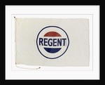 House flag, Regent Petroleum Tankship Co. Ltd by Benjamin Edgington