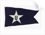 House flag, United Towing Ltd by unknown