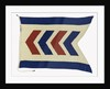House flag, Strick Line Ltd by unknown