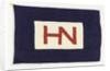 House flag, Hain Nourse Management Ltd by unknown