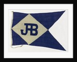 House flag, Stanhope Steamship Co Ltd by unknown