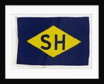 House flag, Stevinson-Hardy by unknown