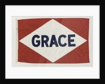 House flag, Grace Brothers and Co. Ltd by unknown