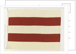 House flag, Nippon Yusen Kaisha by unknown