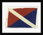 House flag, Bank Line Ltd by unknown