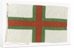 House flag, British and Irish Steam Packet Co. Ltd by unknown