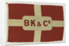 House flag, Bullard King and Co. by unknown