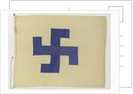 House flag, H. F. Eimskipafelag by unknown