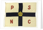 House flag, Pacific Steam Navigation Co. Ltd by unknown