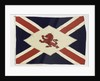 House flag, British and Commonwealth Shipping Co. Ltd by unknown