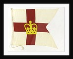 House flag, Elder Dempster & Co. Ltd by unknown
