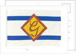 House flag, Geest Line Ltd by unknown