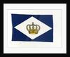 House flag, Koninklijke Nederlandsche Stoomboot Maats by Dokkumer Vlaggen Centrale