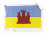 House flag, Bamburgh Shipping Co. Ltd by unknown
