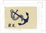 House flag, Ostasiatiske Kompagni A/S Det by unknown
