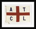 House flag, Alexandra Towing Co. Ltd by unknown
