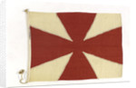 House flag, Charente Steamship Co. Ltd by unknown