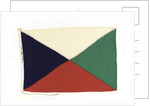 House flag, Isle of Wight Royal Mail Steam Packet by unknown