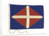 House flag, Straits Steamship Co. Ltd by unknown