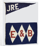 House flag, Ellerman and Bucknall Steam Ship Co. Ltd by unknown