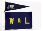 House flag, Westcott and Lawrence Line Ltd by unknown