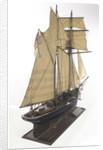 HMS 'Renard', starboard stern quarter by J.W. Owlett