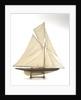 'Satanita', starboard broadside by unknown