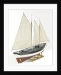 'Katie N', starboard stern quarter by Varrick F. Cox