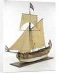 'Prinz Van Oranje', port by unknown