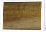 'Rhodora', plating detail by Camper & Nicholsons Ltd.