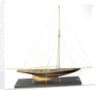 'Britannia' (1893), starboard broadside by John Phillips