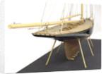 'Britannia' (1893), starboard stern quarter deck detail by John Phillips