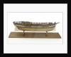'Lady Nelson', starboard broadside by unknown