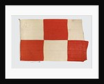 House flag, Canadian Pacific Steamships by Porter Bros Ltd