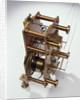 Astronomical regulator, movement back by Robert Pennington