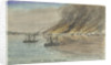 The Boats Leaving for Gamla by Dr Edward Hodges Cree