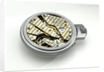 Deck watch, movement by Hamilton Watch Co.