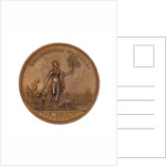 Medal commemorating the Peace of Amiens, 1801, reverse by Heinrich Kuchler